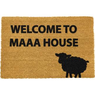 Welcome to Maaa House Doormat