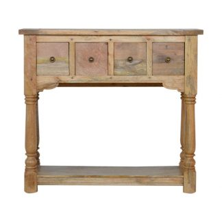 Granary Royale 4 Drawer Console Table