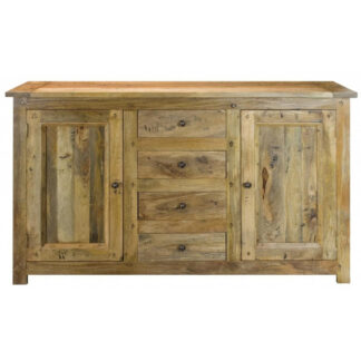 2 Drawer 4 Drawer Sideboard