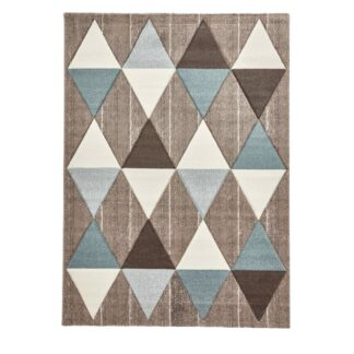 Brooklyn 21896 Beige/Blue Rug