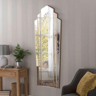Art 338 Antique Mirror