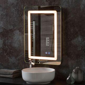 Colorado Portrait LED Mirror