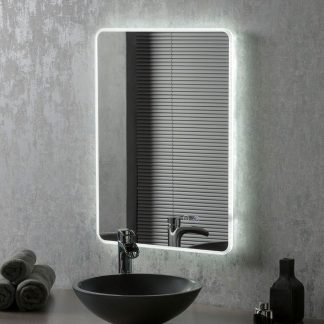 Moscow Portrait LED Mirror