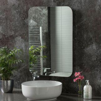 Swiss Portrait De-Fog LED Mirror