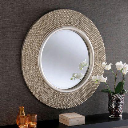 YG 126 Round Mirror