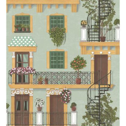 Cole and Son Seville Alfaro 117/4012 Wallpaper