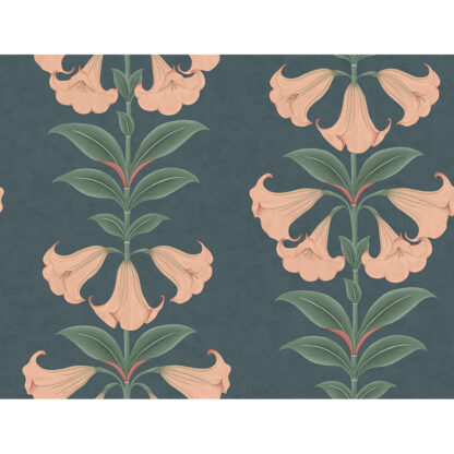 Cole and Son Seville Angel's Trumpet 117/3009 Wallpaper