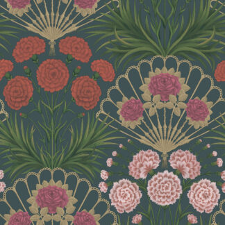Cole and Son Seville Flamenco 117/14044 Wallpaper