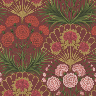 Cole and Son Seville Flamenco 117/14046 Wallpaper