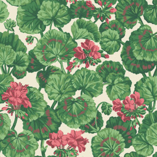 Cole and Son Seville Geranium 117/11034 Wallpaper