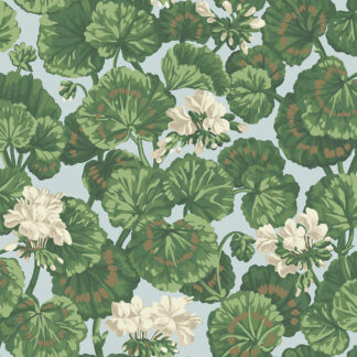 Cole and Son Seville Geranium 117/11035 Wallpaper