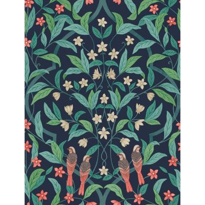 Cole and Son Seville Jasmine & Serin 117/10030 Wallpaper