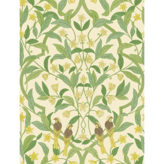 Cole and Son Seville Jasmine & Serin 117/10031 Wallpaper