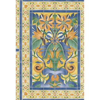 Cole and Son Seville Triana 117/5015 Wallpaper