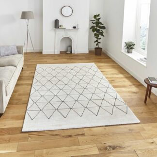 Aurora 54238 Light Beige/Grey Rug