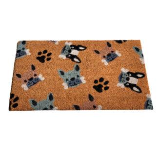French Bulldog Doormat