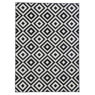 Matrix MT 89 Black/White Rug