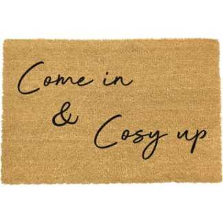Come In and Cosy Up Doormat