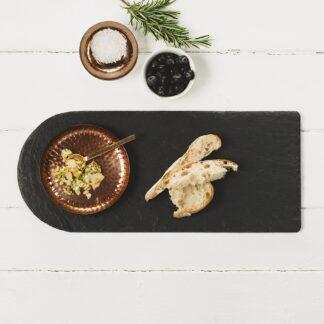 Copper & Slate Serving Platter