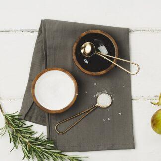 Sheesham Wood Condiment Set