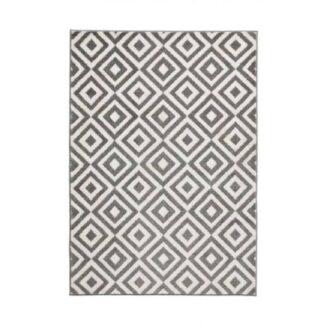 Matrix MT 89 Grey/White Rug
