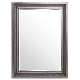 Oscar Antique Silver Mirror