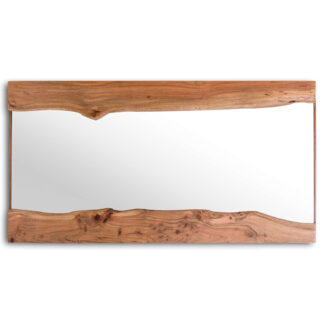 Live Edge Collection Wall Mirror