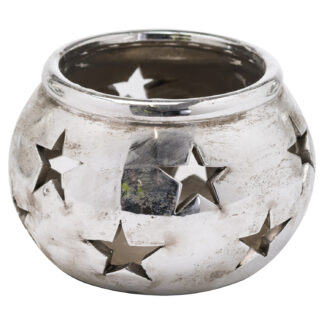 Aspen Large Star Tea Light Lantern
