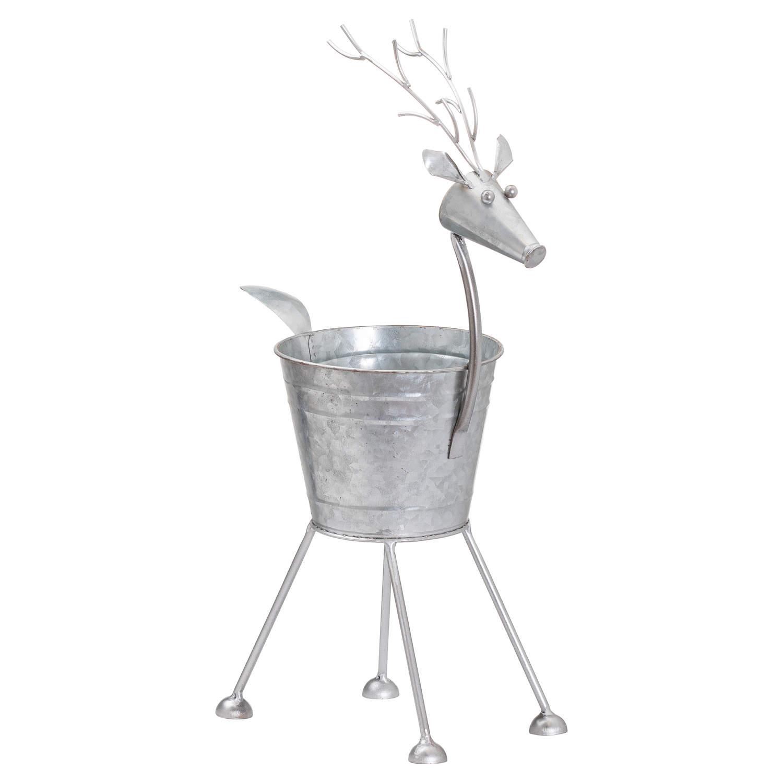 The Noel Collection Reindeer Planter Inner Home