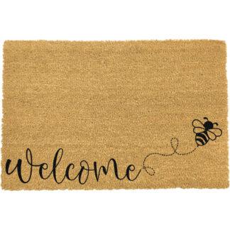 Welcome Bee Doormat