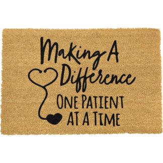 Medical Nurse Doctor Gift Doormat