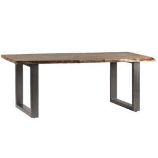 Baltic Live Edge Dining Table 2M