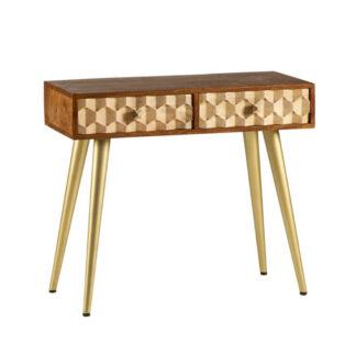 Edison Console Table/Desk