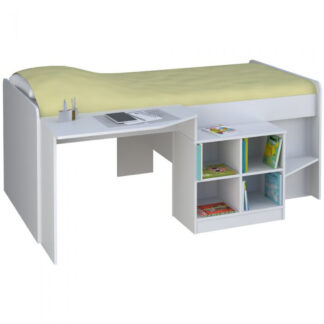 Pilot Cabin Bed - White