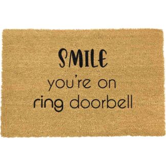 Smile You're On Ring Doorbell