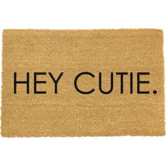 Hey Cutie Doormat