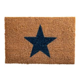 Blue Star Doormat