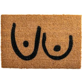 Boobies Doormat