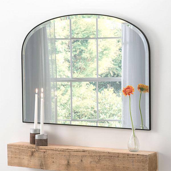 Simplicity Mantle Mirror
